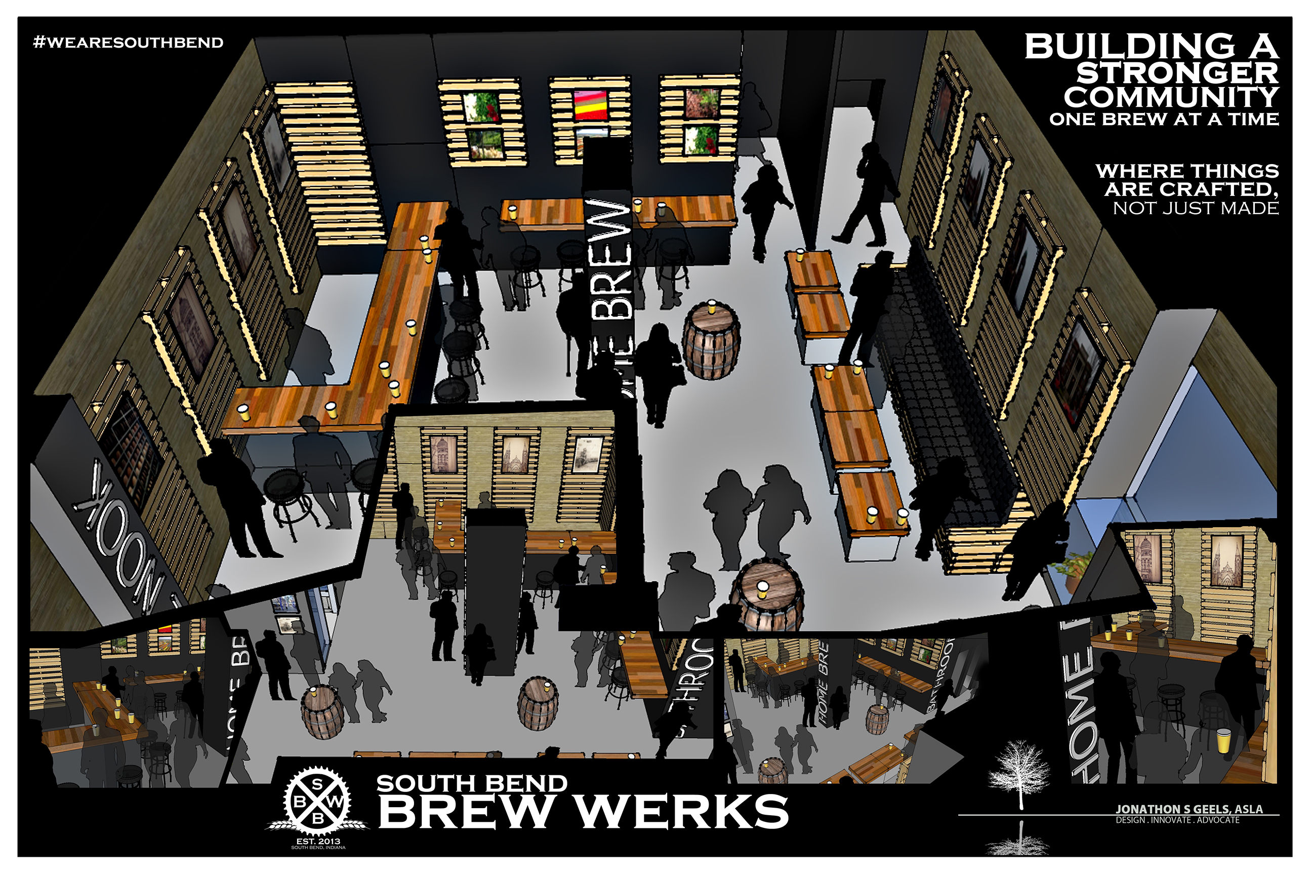 Brew Pub Slated To Open This Spring In Downtown South Bend The Official Student Newspaper Of Indiana University South Bend